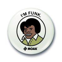 Spillette my music coffee I'm Funk diametro 45 mm