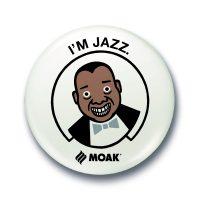Spillette my music coffee I'm Jazz diametro 45 mm